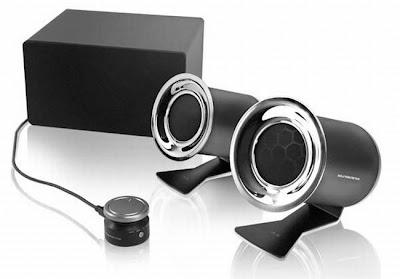 Antec Rockus 2.1 Speaker's