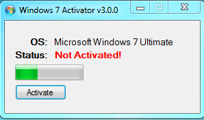 Image result for windows 7 activator