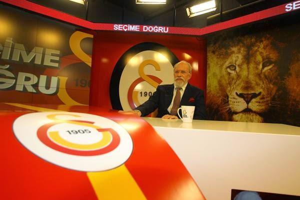 SEÇİM 2014 | Alp Yalman: Galatasaray, kendi kararını verecektir.