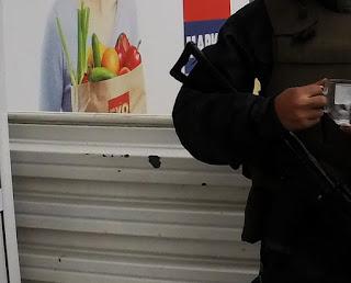 Супермаркет у Артемівську.