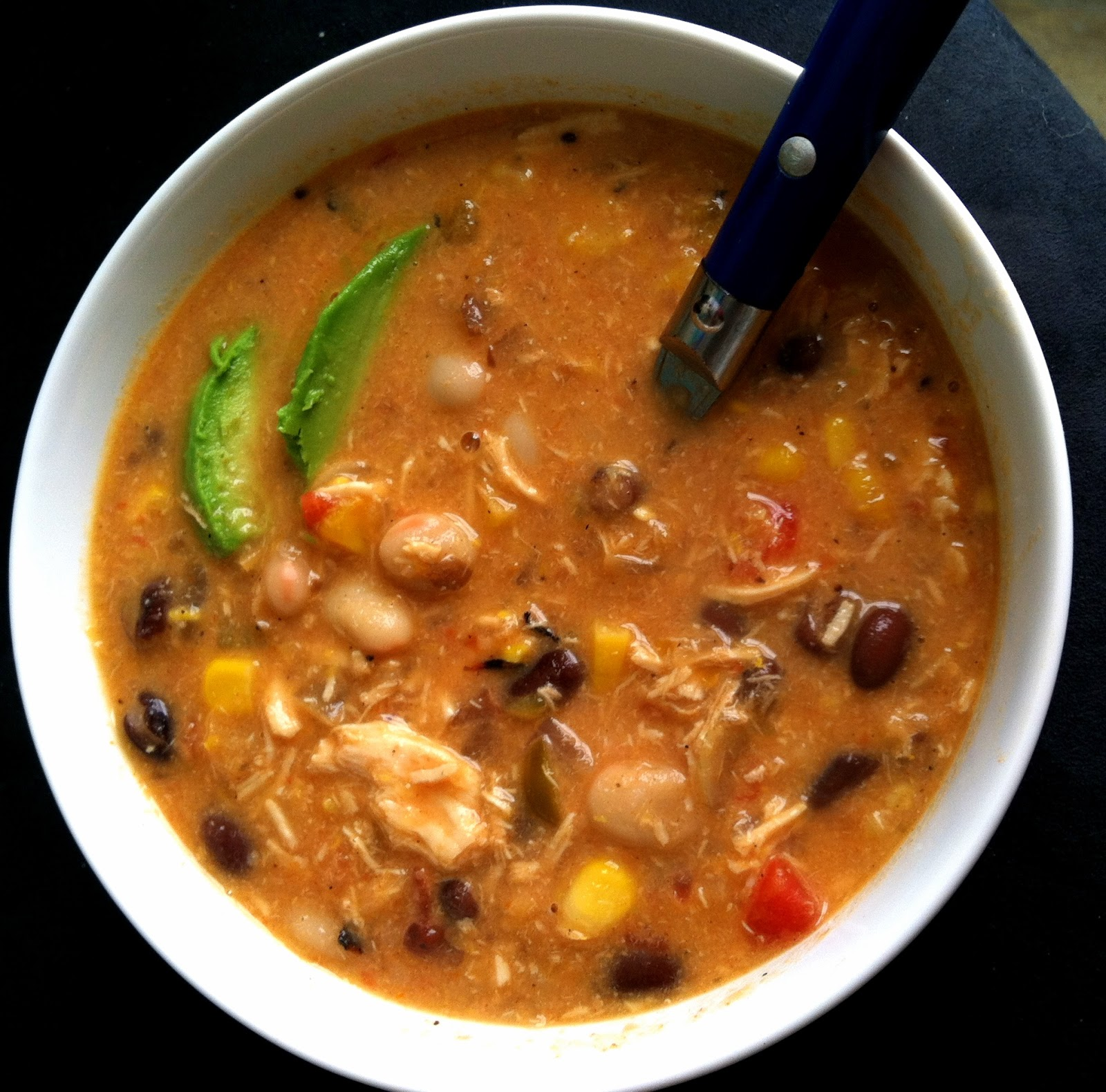 Taste and See: Spicy Southwestern Chicken Soup