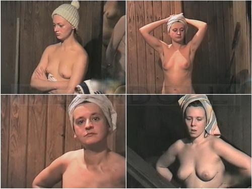 Public pool shower hidden cam with all naked women (Hidden Shower 208-250)