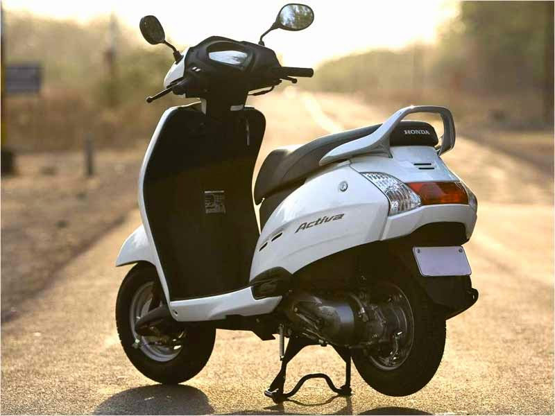 It Was Launched In 2000 And Since Then It Has Gone Through Few Improvements  With Latest Being The Honda Eco Technology Which Helps The Scooter Deliver  Fuel ...
