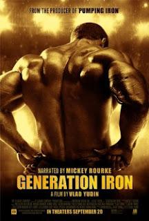 Generation Iron seyret