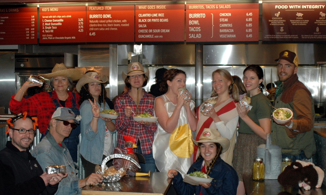 Chipotle Mexican Grill supports America's family farmers – Farm Aid