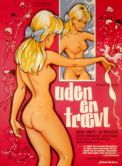 Uden en traevl without a stitch 1968 3