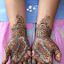 Indian Arabic Mehndi Designs Patterns Images Book For Hand Dresses For Kids Images Flowers Arabic On Paper Balck And White Simple