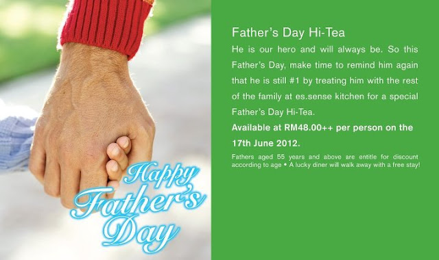 306949 10150876668751762 1533030140 n Fathers Day Hi Tea at Holiday Inn Glenmarie