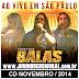 [CD] Forró Dos Balas - Promocional Novembro 2014