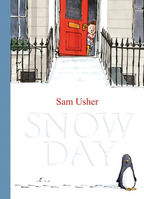 Picture Book Review of Snow Day by Sam Usher
