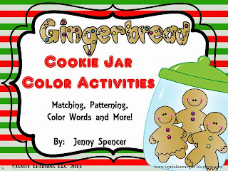 http://www.teacherspayteachers.com/Product/Gingerbread-Color-Fun-1003850