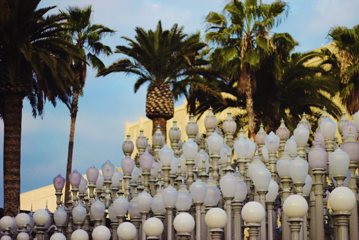 Places to see on wilshire blvd LACMA