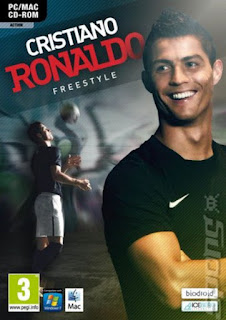 Game PC Cristiano Ronaldo Freestyle Soccer terbaru