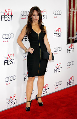 Jennifer Love Hewitt Little Black Dress