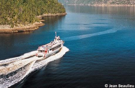 Río San Lorenzo, Quebec, Canadá,