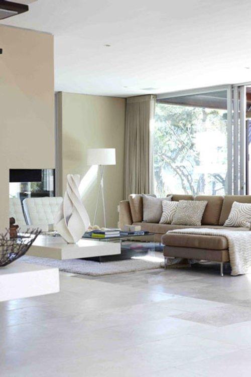 Colores suaes, armoniosos y neutros para pintar tu hogar