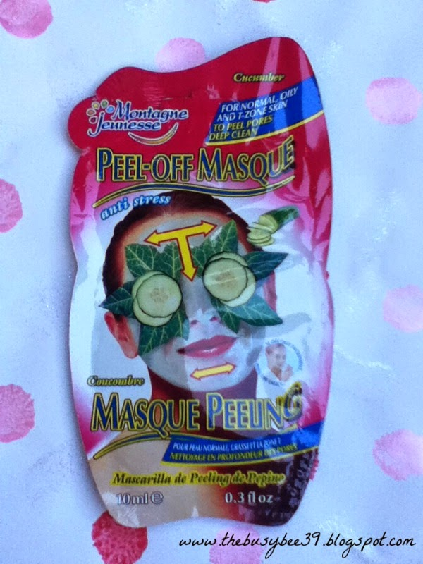 Montagne-Jeunsse-Cucumber-Peel-Off-Review