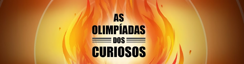 As Olimpíadas dos Curiosos