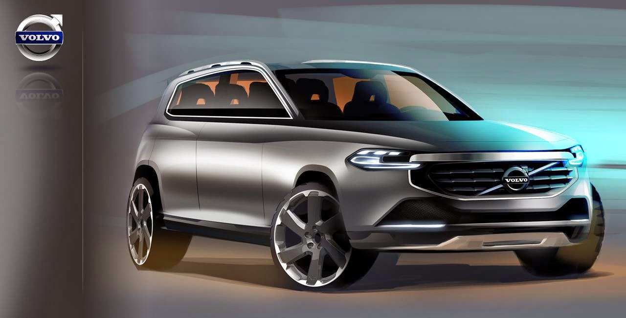 Weaver Brothers Volvo Volvo To Equip Future Models With A Large Tablet Like Touchscreen