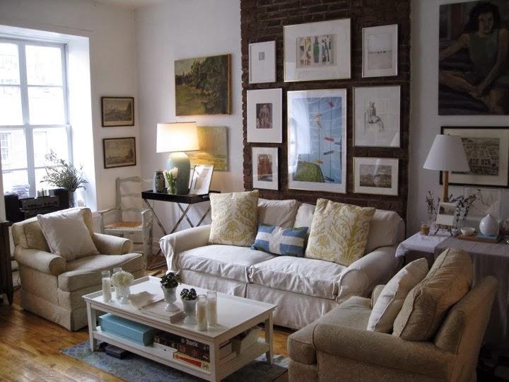 Ethnic cottage decor art gallery salon walls part ii for 77 salon oakland