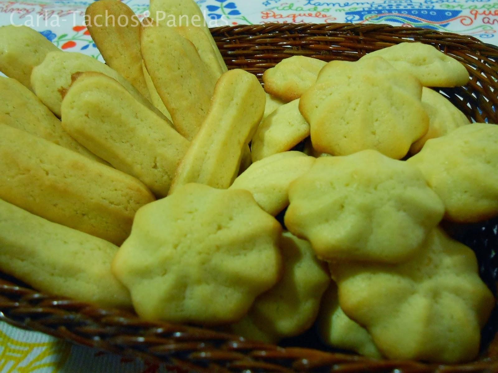 receita de biscoitos de manteiga