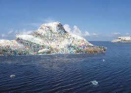 Terminal Sampah FLOATING GARBAGE ISLAND, SAMUDERA PASIFIK