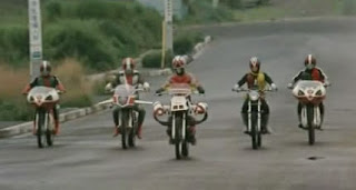 Kamen Rider X Movie : Five Riders VS King Dark