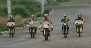 Kamen Rider X Movie : Five Riders VS King Dark