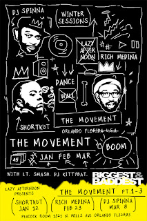 DJ Shortkut - Live At The Movement