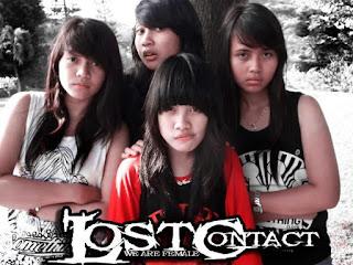 Lost Contact Band Female Pop Punk Tambun Bekasi Foto Personil Logo Wallpaper