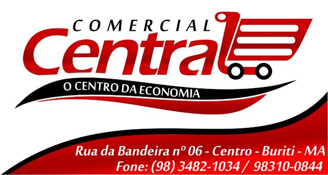 COMERCIAL CENTRAL - O CENTRO DA ECONOMIA
