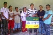 Senior GNLF leaders from Soureni join GJM