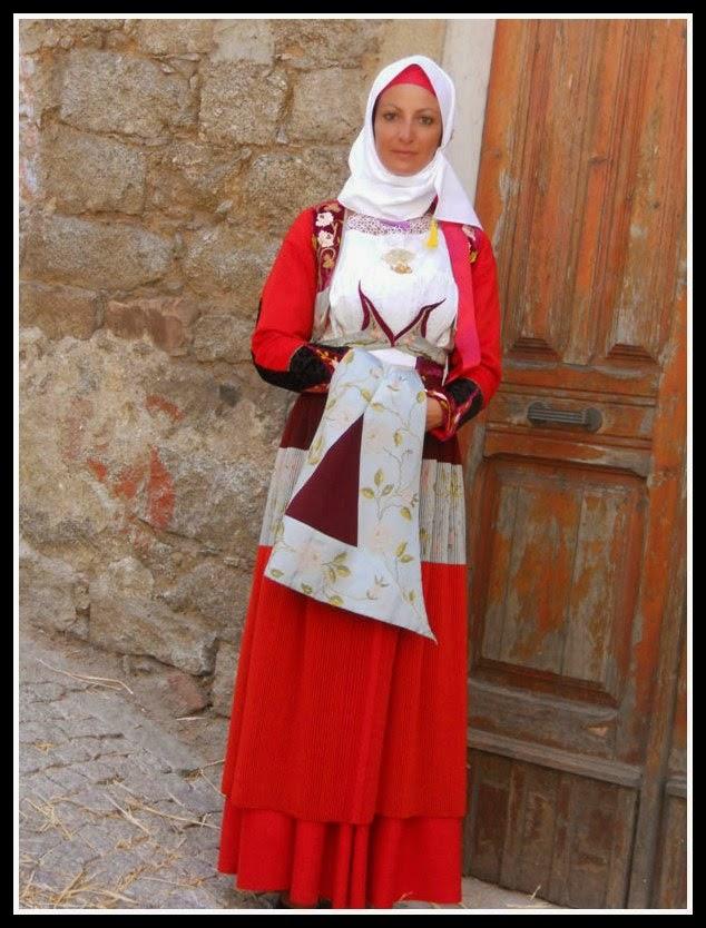 Costume tipico di fonni