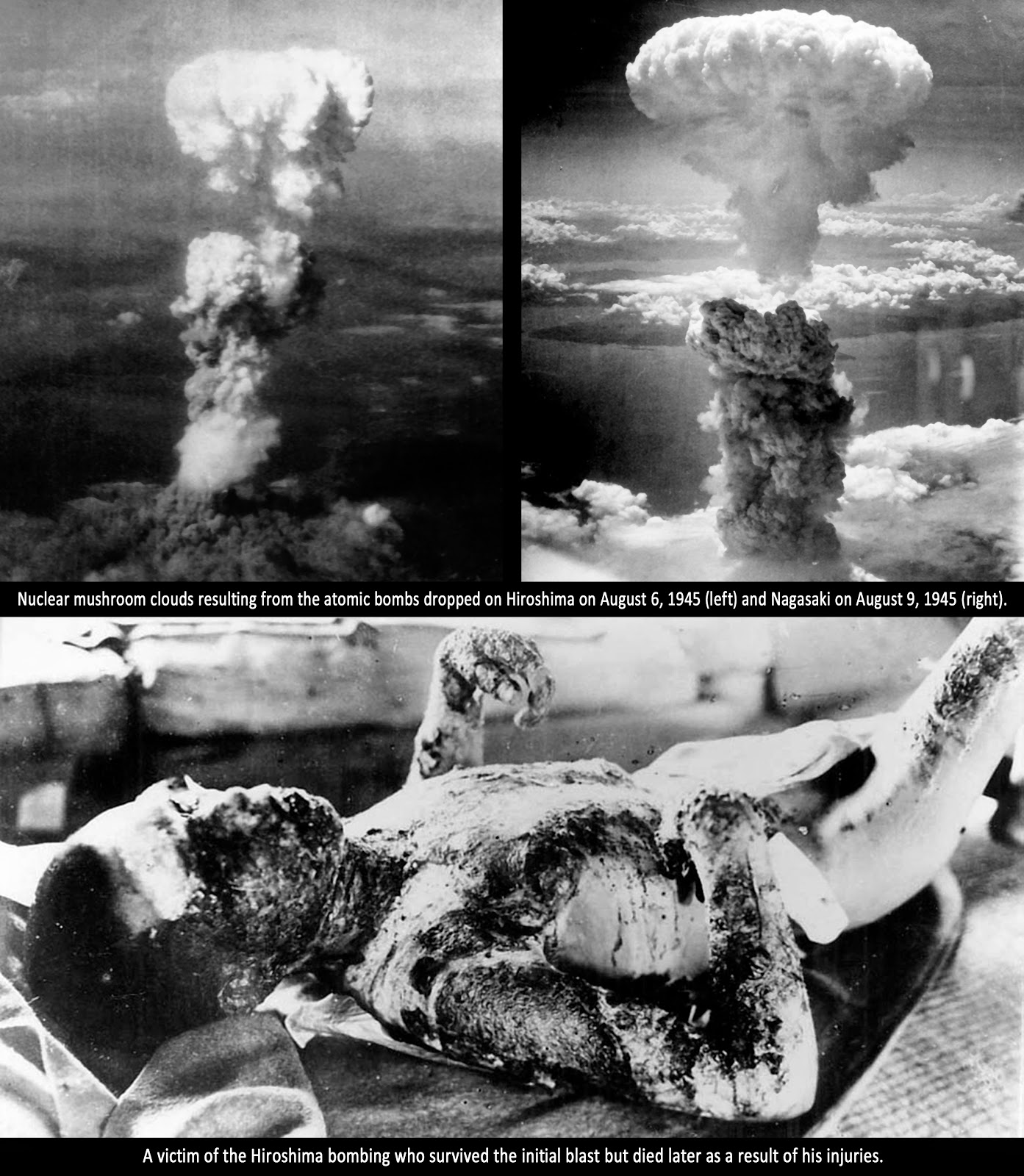the dropping of the a bomb on hiroshima Watch video  we may debate the morality of the choice, but history can show why american officials would have thought the bomb was necessary.