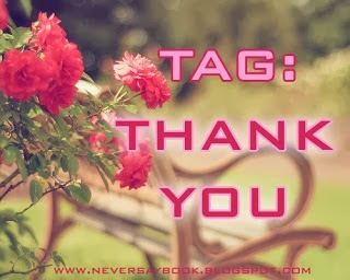 Tag: Thank You