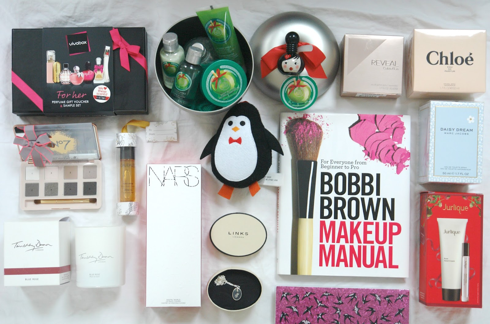 Christmas Gift Guide for Her, beauty blogger, UK blog, Christmas 2014, gift ideas,