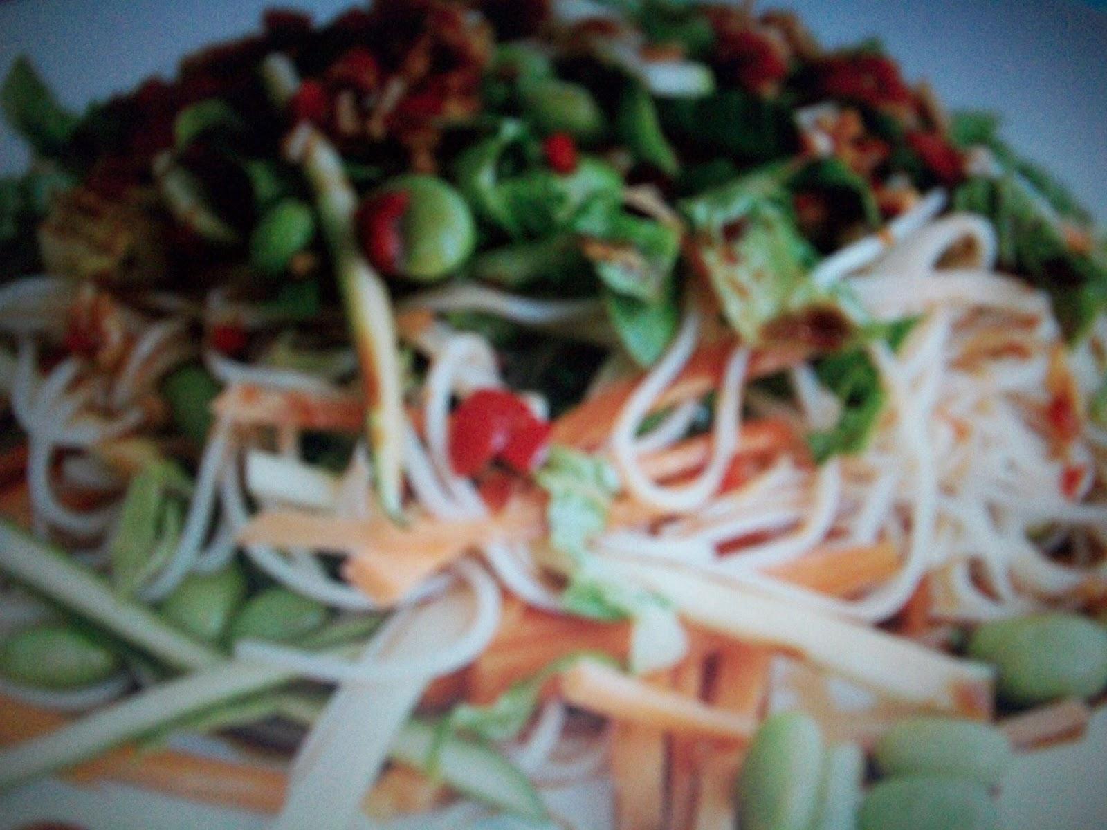 Veggie Soya Noodles