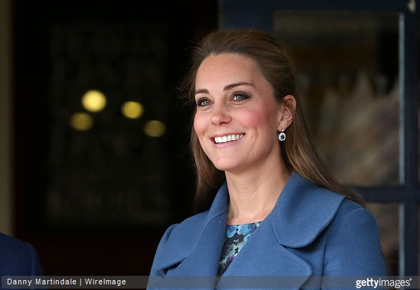 Kate Middleton visited the Emma Bridgewater factory