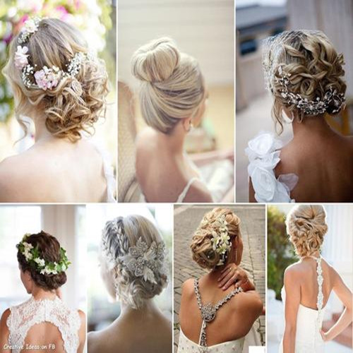 Summer Wedding Hairstyles For Medium Hair : Updos for wedding plan ideas