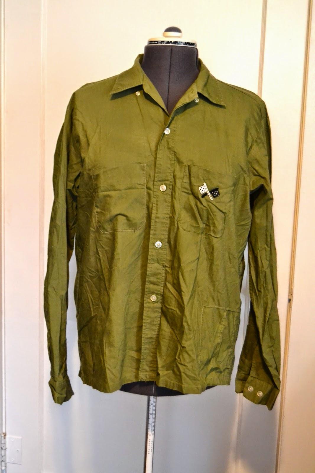 men's vintage shirt