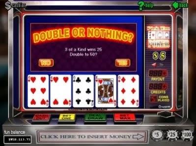 Bonus gratis casino online