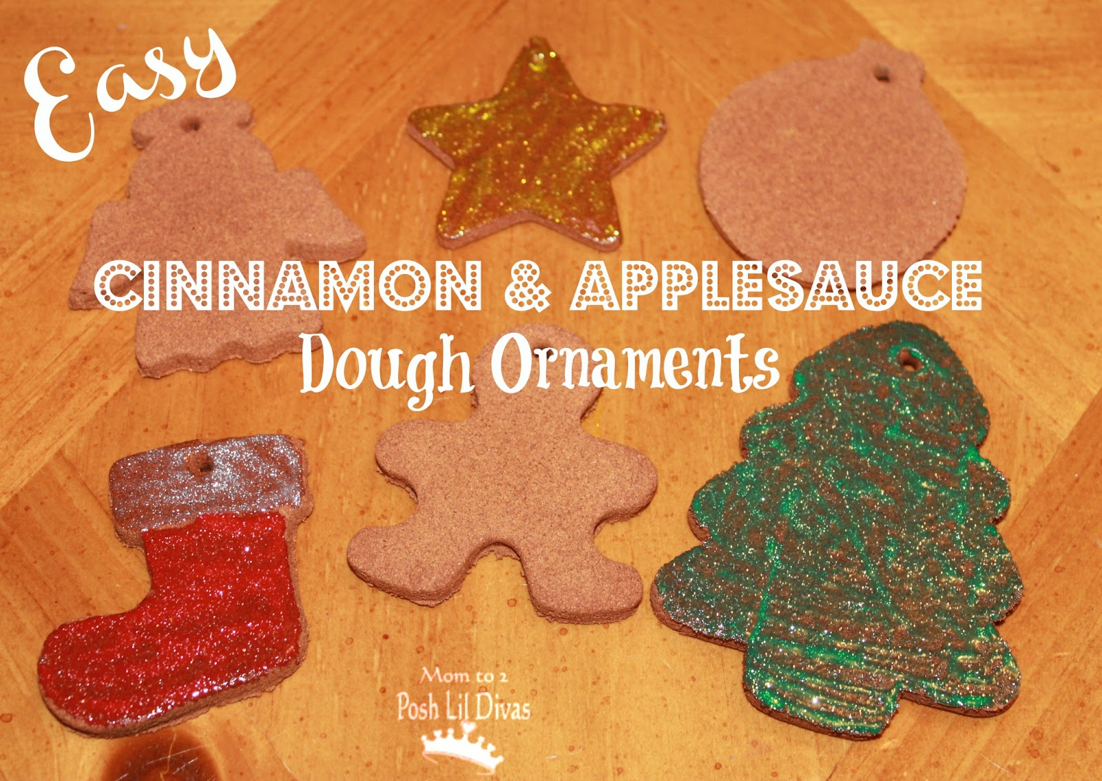 Cinnamon Christmas Ornaments to Make Homemade Christmas Ornaments For Sunday School