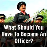 What Should You Have To Become An Officer?