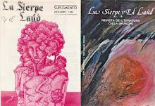 SUPLEMENTOS de la Revista Literaria LA SIERPE Y EL LAÚD
