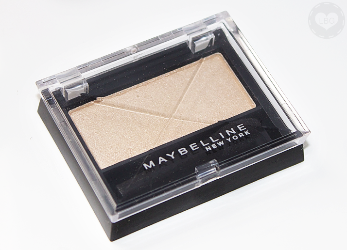 Maybelline Eyestudio Mono Eyeshadow in 'Beige Nude'