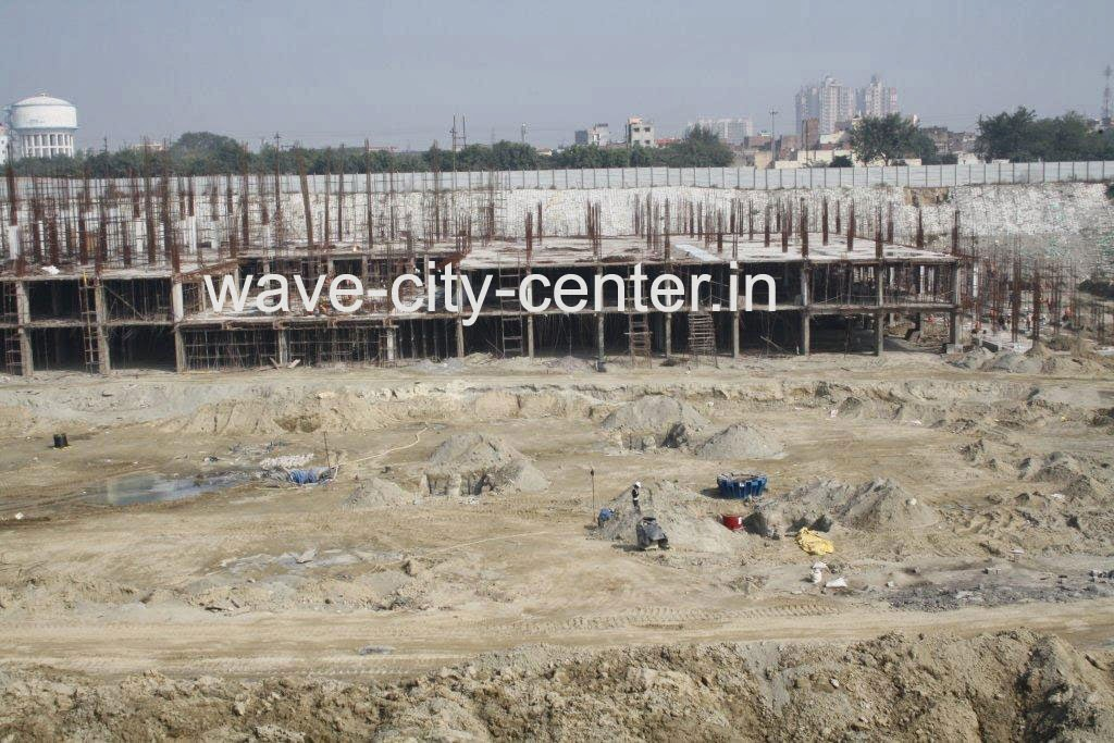 Wave City Center Construction Update 2