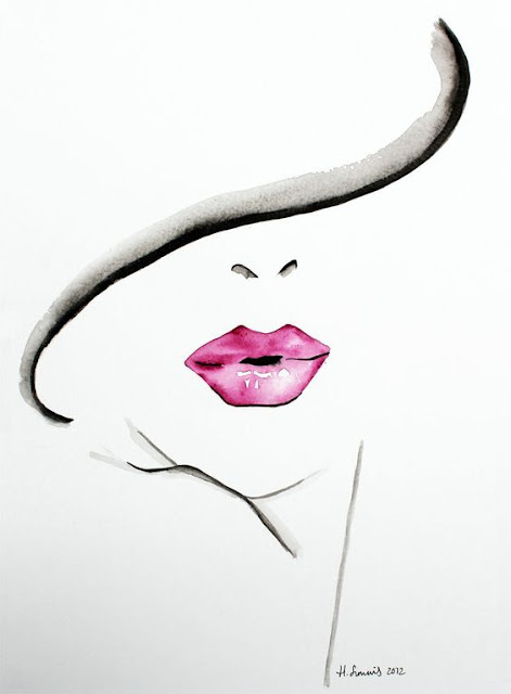 Ioanna's Notebook - Dry lips mission - ενυδάτωση σκασμένων χειλιών