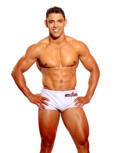 Charles, 28 anos, personal trainer, de Pernambuco