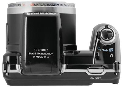 Olympus SP-810UZ Olympus Camera 14Mp, With Super Zoom 36x & HD Video Recording