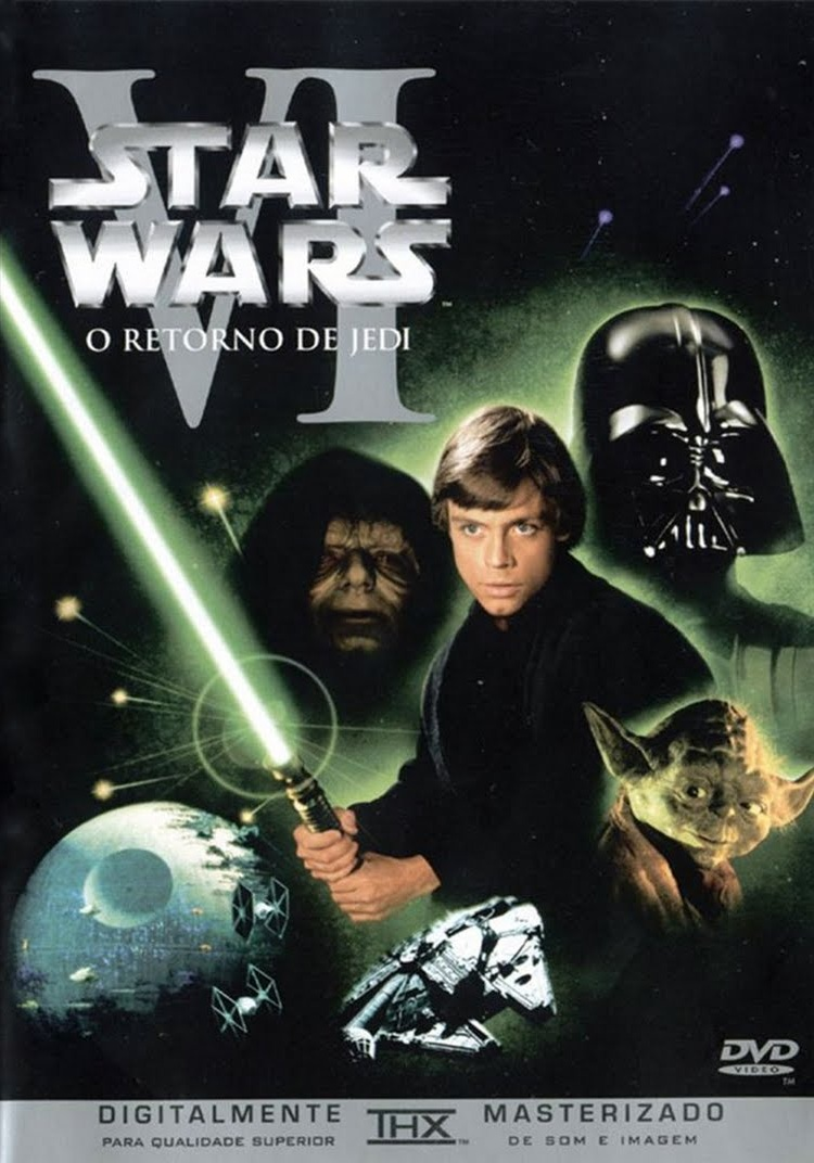 Star Wars: Episódio 6 – O Retorno do Jedi – Dublado (1983)
